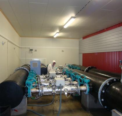 Atlantium Rūpnieciskā ūdens attīrīšana